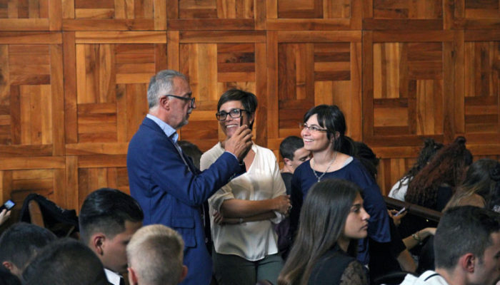 Romanae Disputationes 2020 - Lezione inaugurale